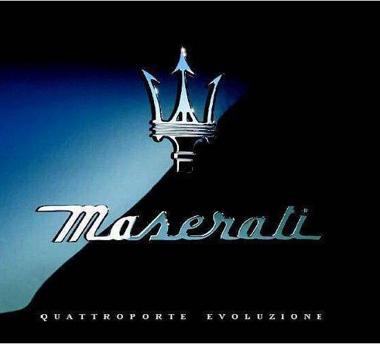Maserati Logo 1